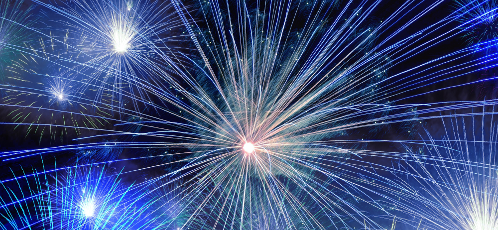 Celebrate the Fourth of July with JavaScript Fireworks